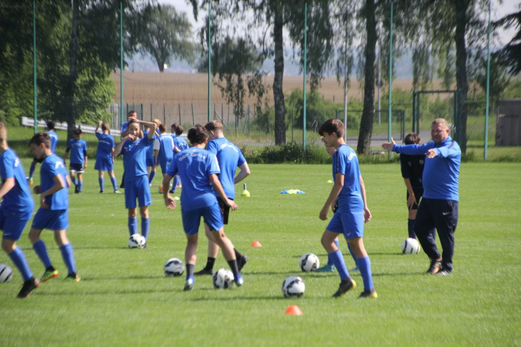 US YOUTH SOCCER EUROPE CAMP