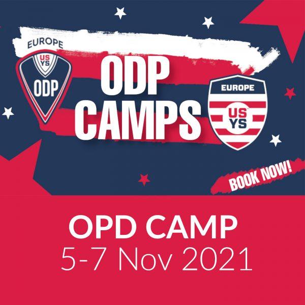ODP Camp November 2021